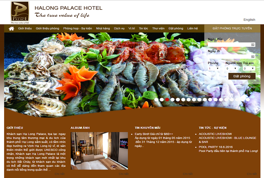 Ha Long Palace Hotel